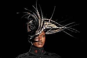 philip treacy: london fashion week - politics & fashion