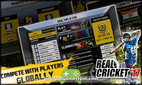 real cricket 17 v2 6 9 apk data mod unlimited coins of apk