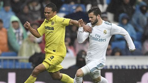 Villarreal vs Real Madrid: LaLiga 2020-21