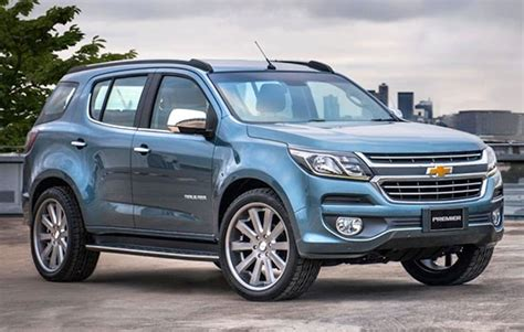 2019 Chevy Trailblazer Usa Review And Release Best