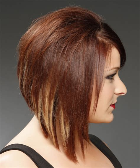 Concave Bob Hairstyles by Concave Hairstyles For Hairstylo