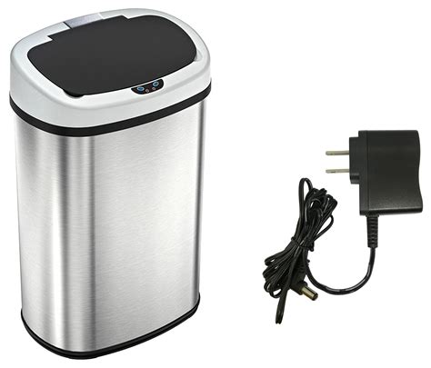 Kitchen Garbage Cans Sale by Trash Can Garbage Kitchen Trash Can Automatic Sensor W