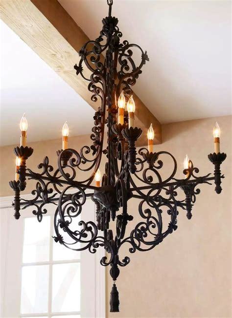 wrought iron chandeliers best 25 wrought iron chandeliers ideas on