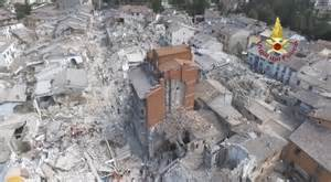 Chili Tremblement De Terre 2016 by Images Drones Apres Seisme Italie 2016 Tuxboard