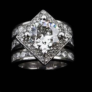 Custom jewelry worthington jewelers for Custome wedding rings