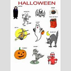 English Teaching Worksheets Halloween