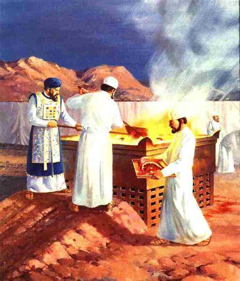 Image result for Hebrew Sacrificial System