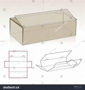 Cardboard Box For Packaging And Die