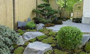 Japanische Gärten Selbst Gestalten : garten mit gr sern und steinen gestalten kunstrasen garten ~ Sanjose-hotels-ca.com Haus und Dekorationen