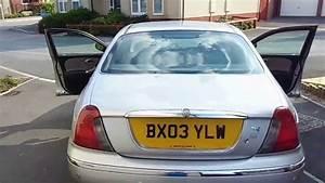 Rover 75 Connoisseur Cdt Se Automatic Diesel 2 0l