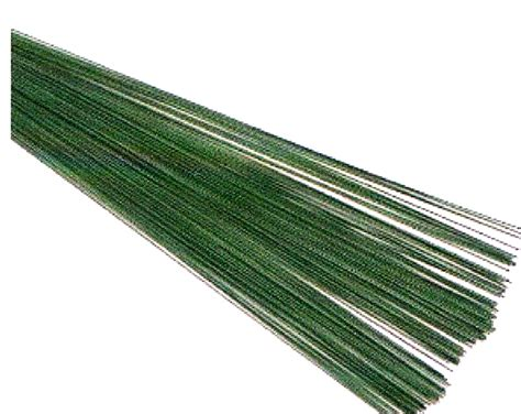 green florist wire 22swg x 7 5 quot approx 100pieces