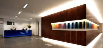 home interiors by design office reception wall interior design catchy home office modern by office reception wall