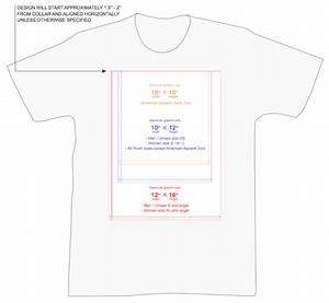 everything you need to know to prepare the perfect With full size t shirt template