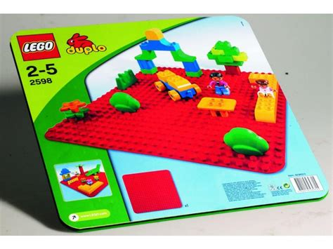 plaque lego duplo lego plaque de base grand mod 232 le