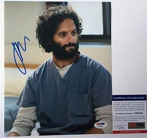 VERY FUNNY!!! Jason Mantzoukas RAFI Signed THE LEAGUE 8x10 ...