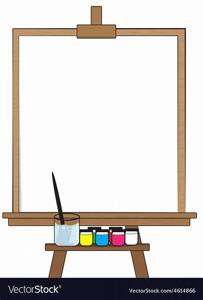 Board Drawing Vector Vectorstock Royalty Background
