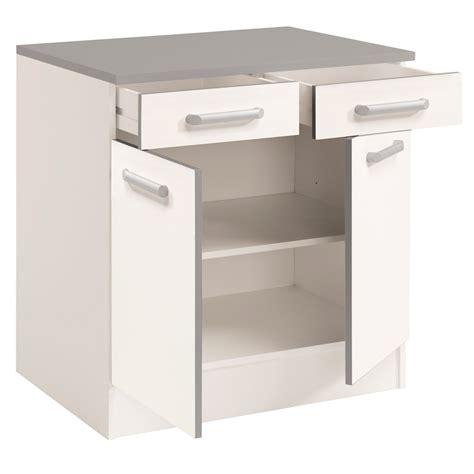 meuble de cuisine blanc pas cher meuble bas de cuisine blanc pas cher idées de décoration