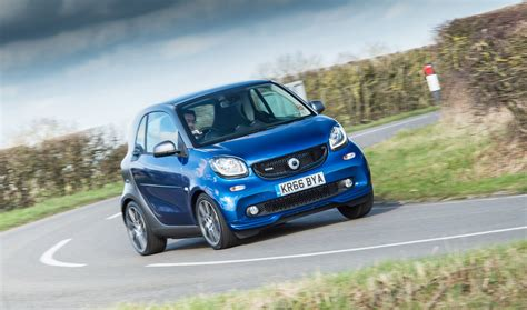 Smart Fortwo Brabus Review Small Car Big Fun Huge