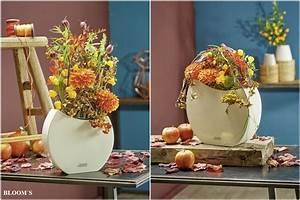 Herbstblumen Für Kübel : herbstfloristik in leuchtenden farben tiziano ~ Buech-reservation.com Haus und Dekorationen