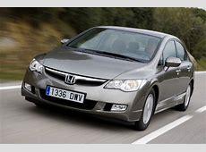 Honda Civic Sedan 2008 2012 reviews, technical data, prices