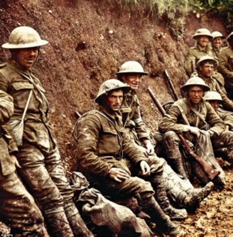 world war 1 in color powerful reproduced photos from world war 1 you should