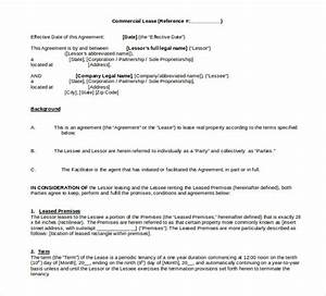 15 word rental agreement templates free download free With commercial sublease agreement template download