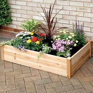 Bac En Bois Pour Plantes : vous avez d j choisi une belle jardini re pour votre maison ~ Dailycaller-alerts.com Idées de Décoration