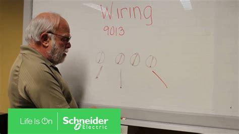 Wiring Square Power Pressure Switch Schneider