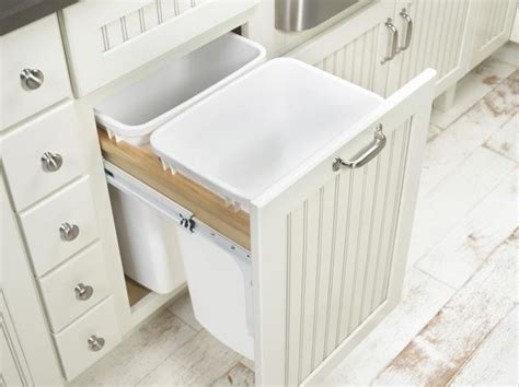 kitchen cabinets merillat basurero oculto en cocina u 241 as 3099