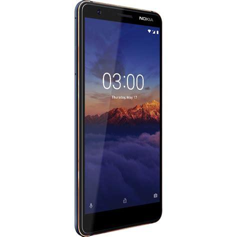 nokia 3 1 dual sim 16gb smartphone 11es2l11a02 b h