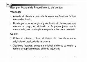 Procesos  Flujogramas Y Procedimientos