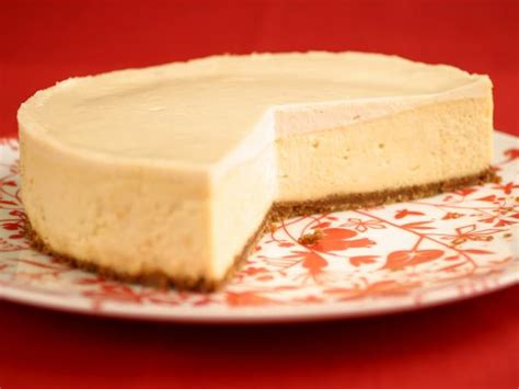 cheesecake recipe classic cheesecake recipe food network kitchen food network