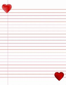 14 Lined Paper Templates