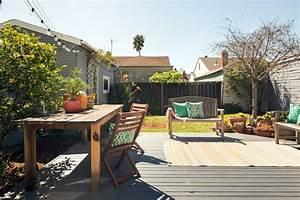 Sonnenrollo Für Terrasse : 50 bilderbeispiele und clevere ideen f r eine moderne terrassengestaltung ~ Frokenaadalensverden.com Haus und Dekorationen