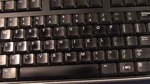 Simple Solution To Fix Sticky Key On Computer Keyboard