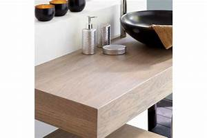 meuble salle de bain vasque a poser 11 plan vasque en With meuble long salle de bain