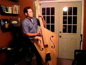 Homemade Upright Bass