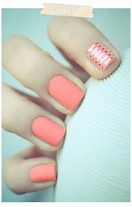Essie - Tart Deco | Pastel, Nails and Coral