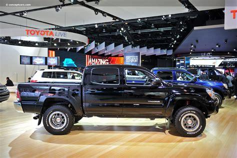 tacoma baja toyota edition trd limited series conceptcarz truck 4x4 source trucks
