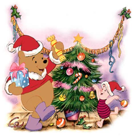 kerst winnie de pooh plaatjes en animaties