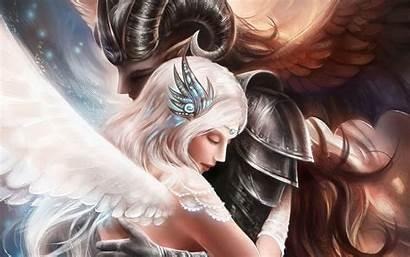 Angels Demons Wallpapers