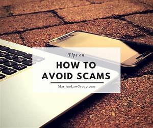 Protecting Yourself Against Scams