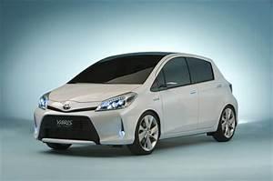 Essai Toyota Yaris Hybride 2018 : essai toyota yaris ~ Medecine-chirurgie-esthetiques.com Avis de Voitures