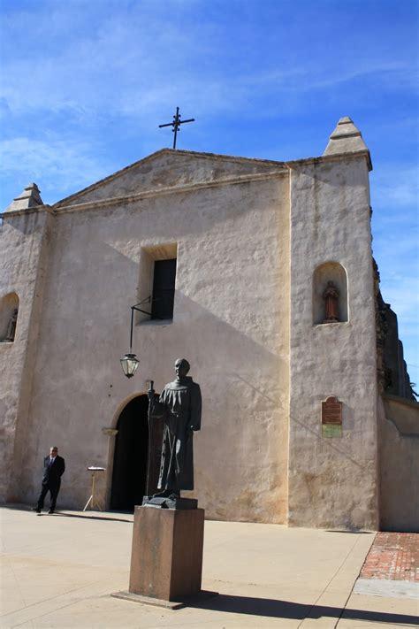 A Catholic in California: San Gabriel Mission