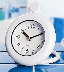 Uhr Für Badezimmer : badezimmeruhr mit kordel badezimmer blog ~ Orissabook.com Haus und Dekorationen