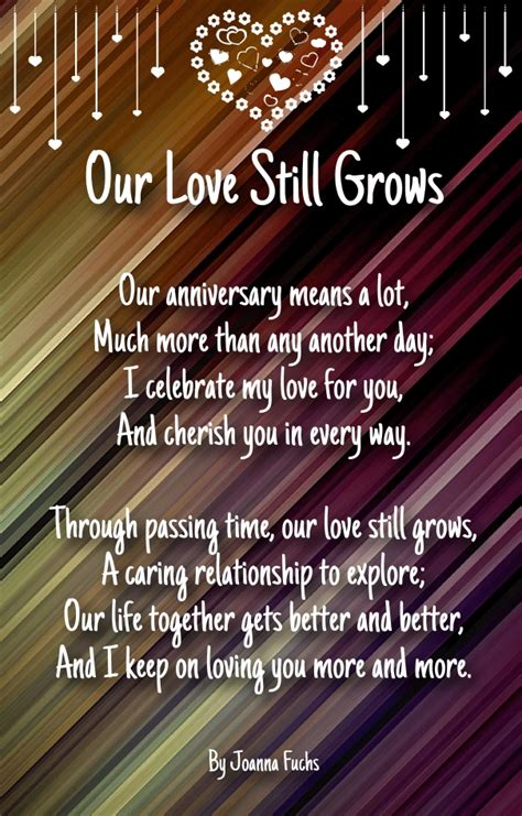 short anniversary sentiments  poems  husband