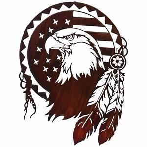 Native American Eagle Clipart