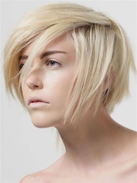 blonde hairstyles  short hair short hairstyles