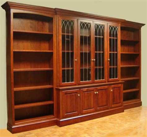 cherry bookcase with doors cherry doors image of cherry wood bookcase with doors