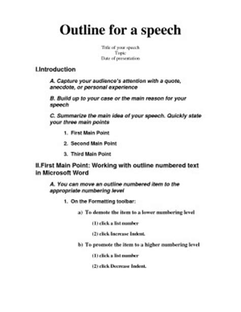 introduction speech outline introduction speech quotes quotesgram